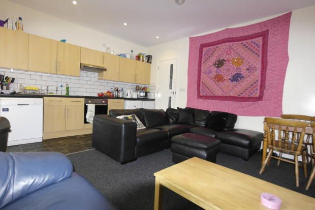 Thumbnail Terraced house to rent in Crookesmoor Road, Sheffield