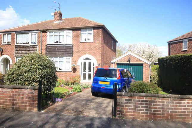 Outside of The Boulevard, Edenthorpe, Doncaster DN3