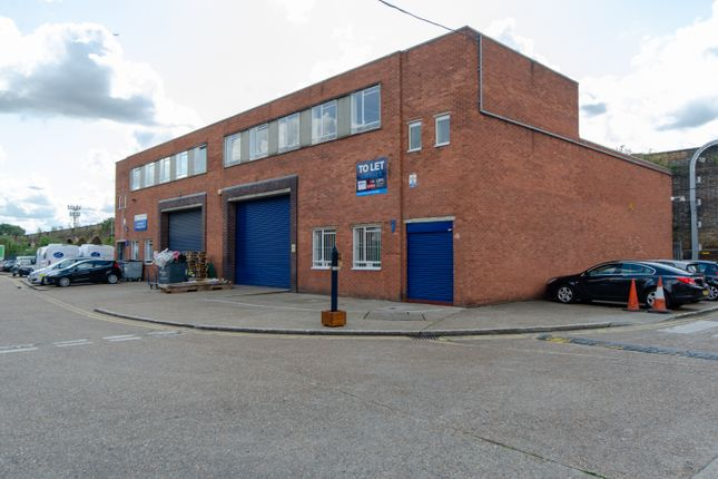 Thumbnail Light industrial to let in Bermondsey Trading Estate, Rotherhithe New Road, London