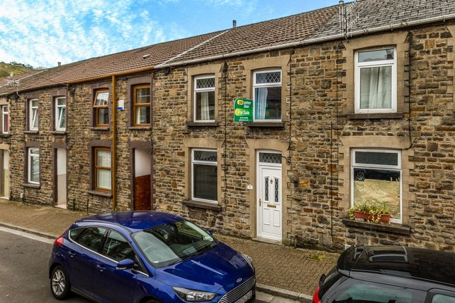 Thumbnail Terraced house for sale in Sheppard Street, Pontypridd