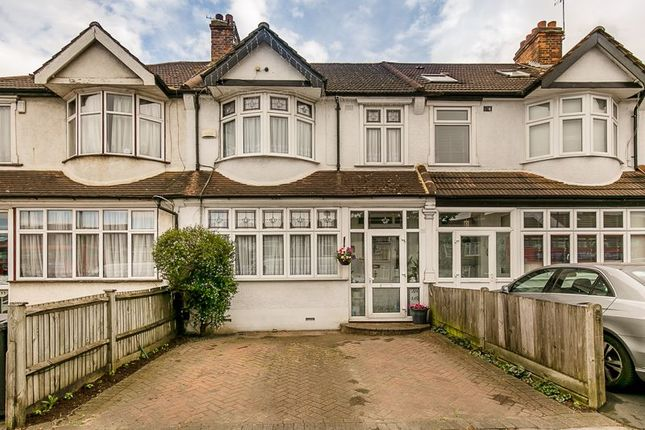 Thumbnail Terraced house for sale in Stafford Road, Waddon, Croydon