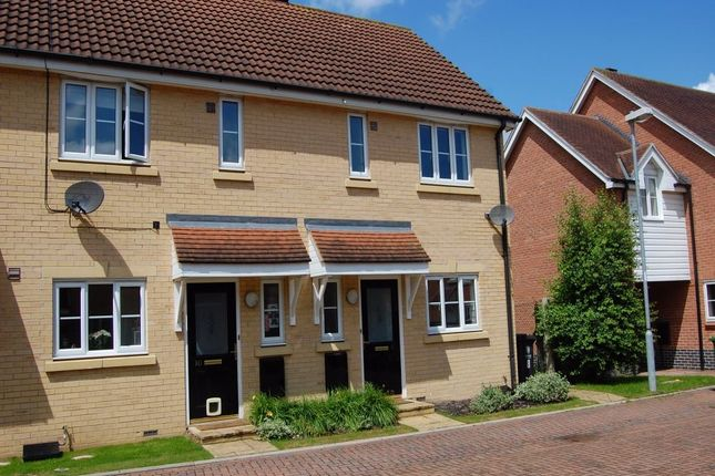 Thumbnail Terraced house for sale in Mill Quern, Highfields Caldecote, Cambridge