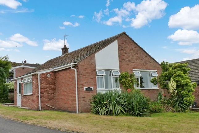 Thumbnail Bungalow to rent in Oakfield Park, Much Wenlock