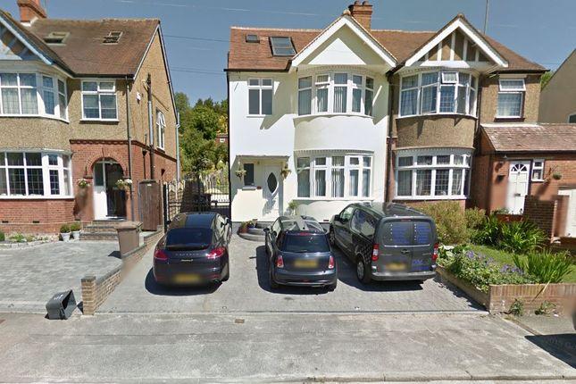 Thumbnail Semi-detached house for sale in Wardown Crescent, Lutonn
