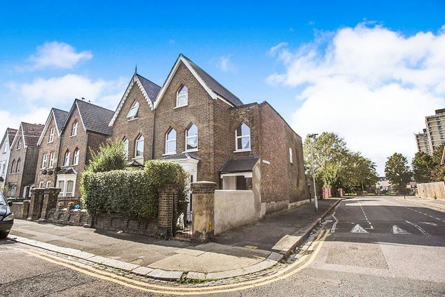 Thumbnail Semi-detached house for sale in Plaistow Park Road, London