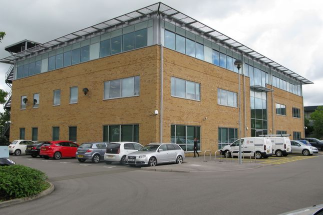 Thumbnail Office to let in Canberra House, Lydiard Fields, Swindon