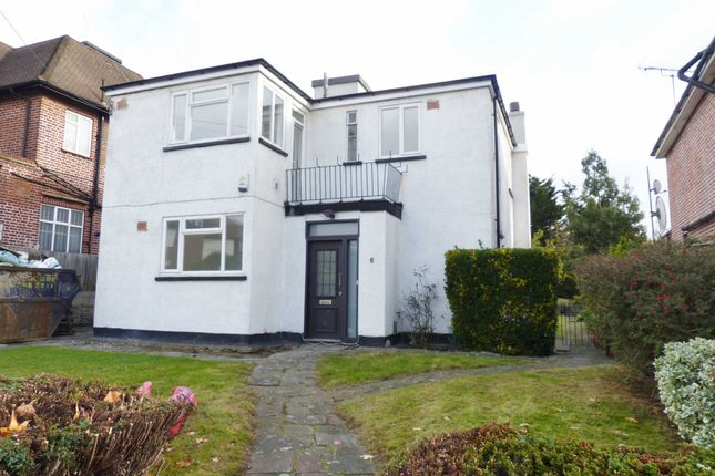 Thumbnail Detached house to rent in Fairholme Gardens, Finchley, London