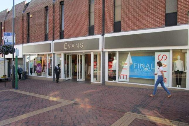 Thumbnail Retail premises to let in 23 – 27 St Peters Street, Derby, Derby
