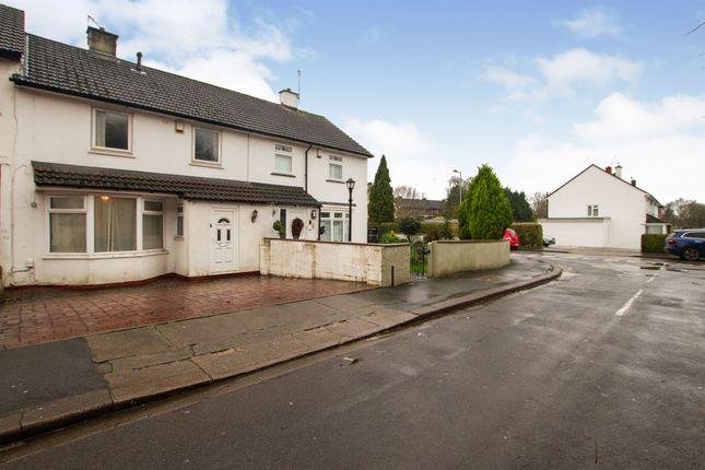 2 bed terraced house for sale in Fitchett Walk, Henbury, Bristol BS10