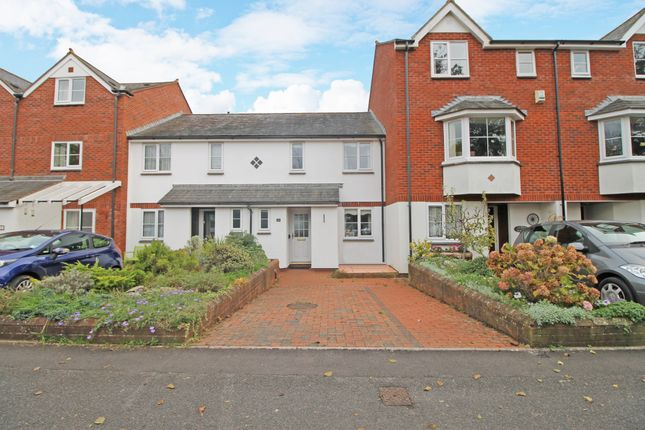 Thumbnail Terraced house for sale in Tappers Close, Topsham, Exeter
