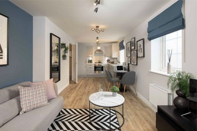 Thumbnail Flat for sale in Gilden Park Apartments, Marsh Lane, Harlow, Essex
