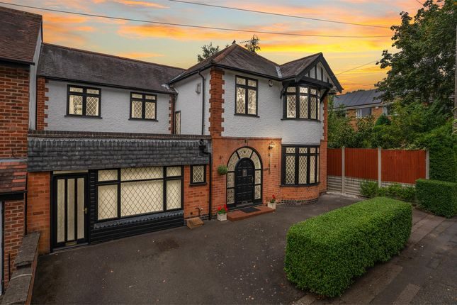 Thumbnail Detached house for sale in Carisbrooke Avenue, Leicester