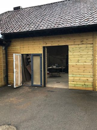 Thumbnail Industrial for sale in Thriving Cabinet Building Business In Bristol BS40, Blagdon