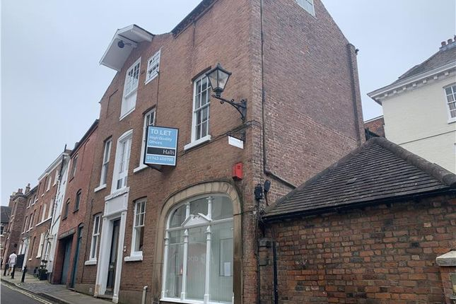 Thumbnail Office to let in Town Centre Office Suites, 8A College Hill, Shrewsbury, Shrewsbury, Shropshire