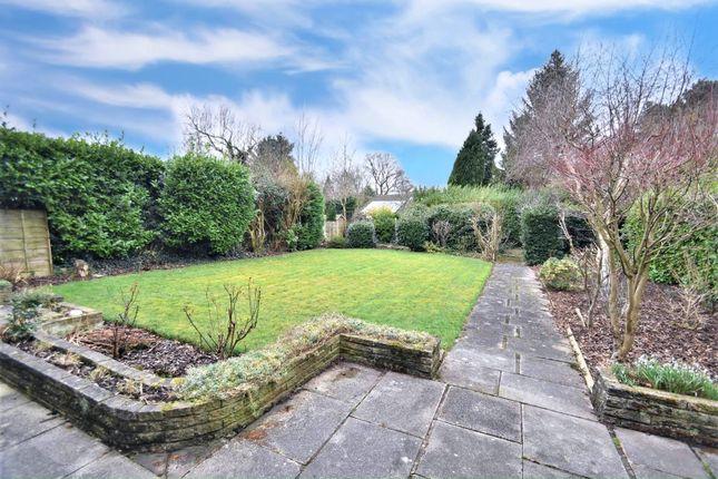Rear Garden of Langley Road, Sale M33