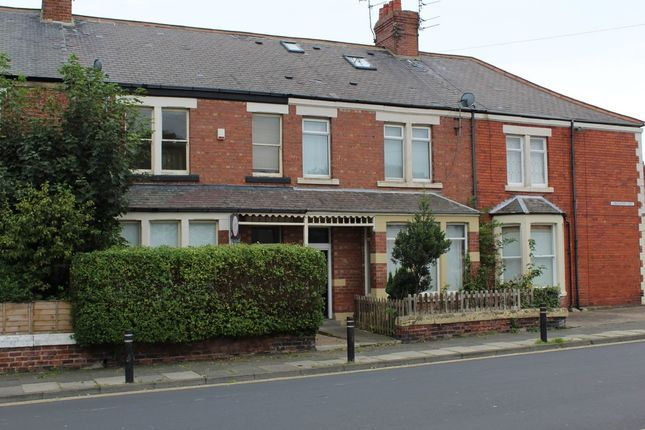Thumbnail Terraced house to rent in Coronation Crescent, Whitley Bay