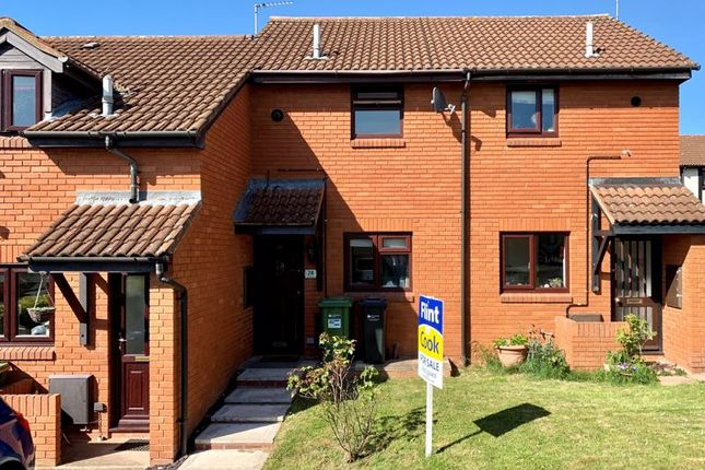 Thumbnail Terraced house for sale in Bridle Road, Hereford