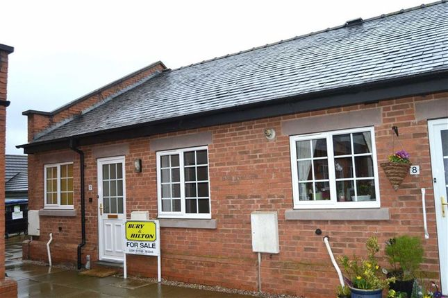 Thumbnail Property for sale in Wellington Court, Leek