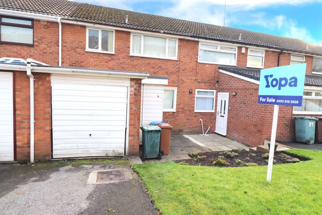 Terraced house for sale in Schoolside Lane, Middleton, Manchester
