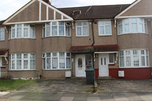 Thumbnail Terraced house for sale in For Sale: Hmo, St Edmunds Road, London