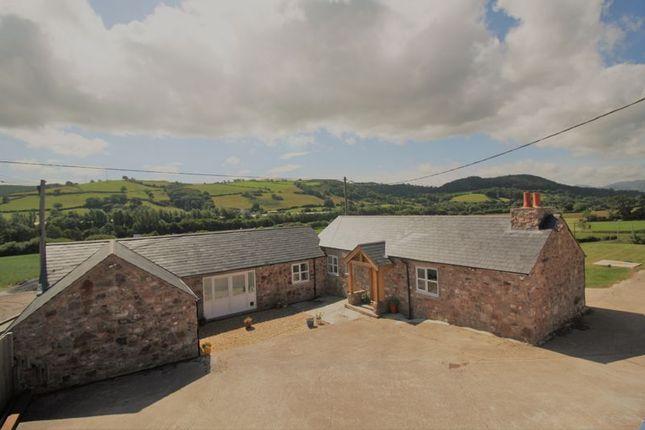 Thumbnail Detached house for sale in Llangwstenin, Llandudno Junction