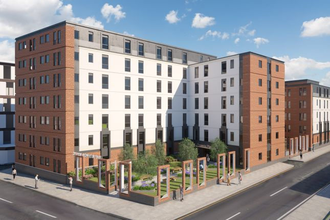 1 bed flat for sale in Iliad Street, Liverpool, Merseyside