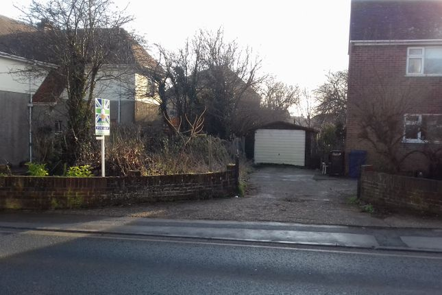 Thumbnail Land for sale in Plot Adjacent 3 Lodden, Shaftesbury Road, Gillingham, Dorset