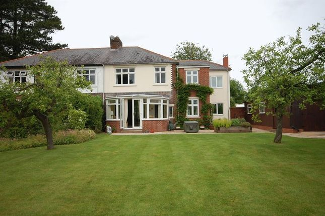 Thumbnail Semi-detached house for sale in Hepscott, Morpeth