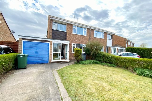 3 bed semi-detached house for sale in Somerset Road, Pensby, Wirral CH61