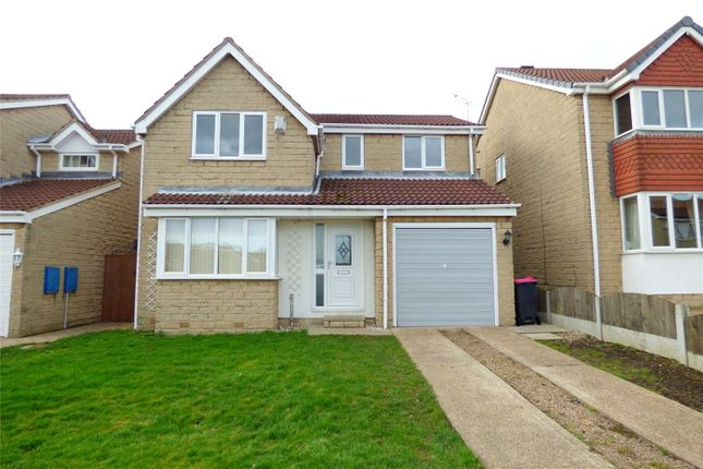 Thumbnail Detached house to rent in Daniels Drive, Aughton, Sheffield, South Yorkshire