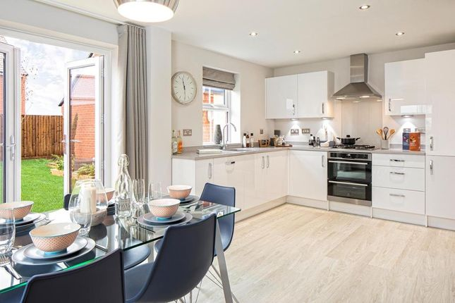 """Thumbnail Detached house for sale in """"Hadley"""" at Dryleaze, Yate, Bristol"""