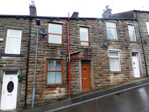 Front of Cooper Street, Bacup, Lancashire OL13
