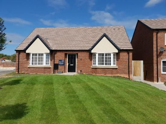 Thumbnail Bungalow for sale in Pershore Road, Eversham