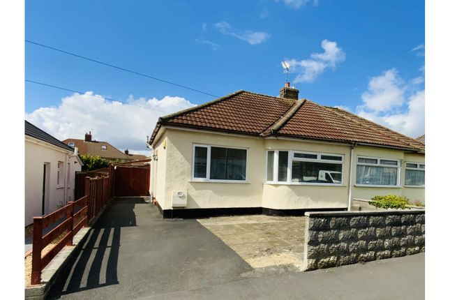 2 bed semi-detached bungalow for sale in Petherton Gardens, Bristol BS14
