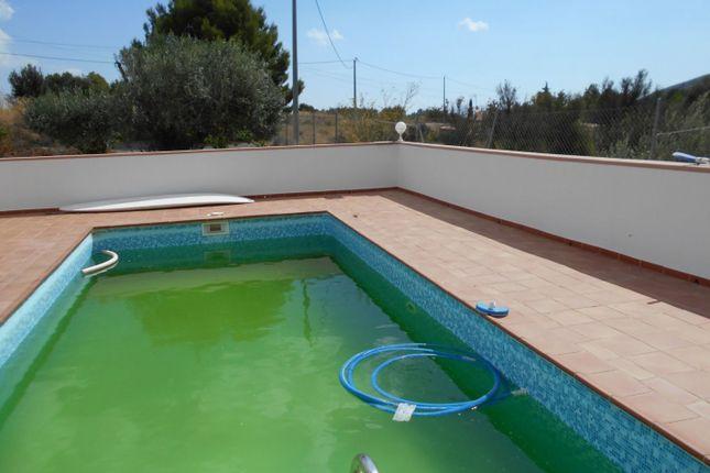 4 bed villa for sale in Finestrat