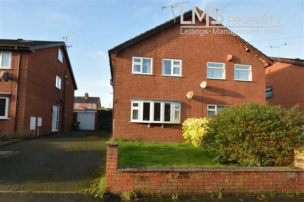Thumbnail Semi-detached house to rent in John Street, Winsford