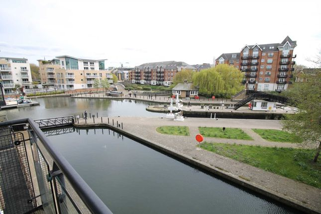 Thumbnail Flat for sale in Canute House, Durham Wharf Drive