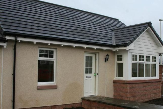 Thumbnail Semi-detached house to rent in Lord Lyell Drive, Kinnordy, Kirriemuir