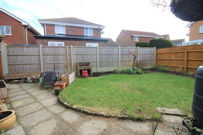 Garden of Grove Avenue, Weymouth, Dorset DT4