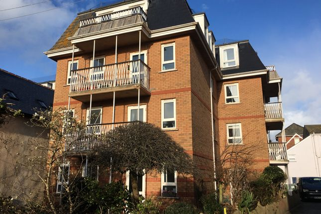 Thumbnail Flat to rent in Market Place, Sidmouth