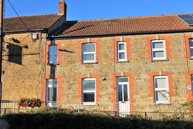 Thumbnail Terraced house to rent in High Street, Ilminster