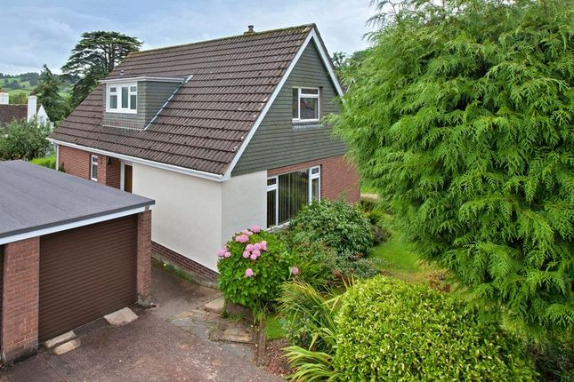 Thumbnail Detached bungalow for sale in Upcottmead Road, Tiverton