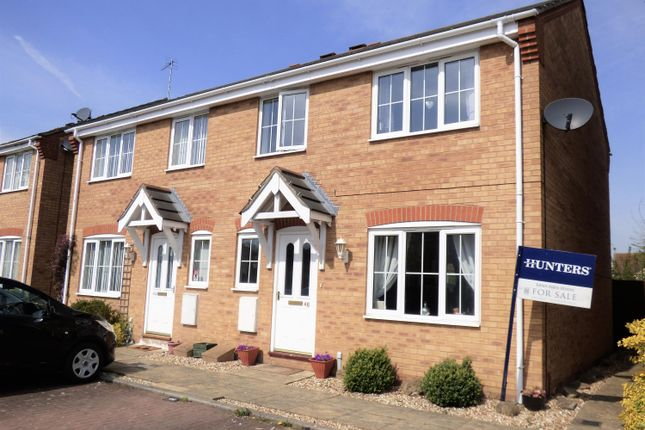 Thumbnail 3 bed semi-detached house for sale in Alexander Drive, Louth
