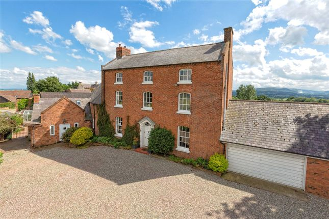 Thumbnail Detached house for sale in Edge, Yockleton, Shrewsbury