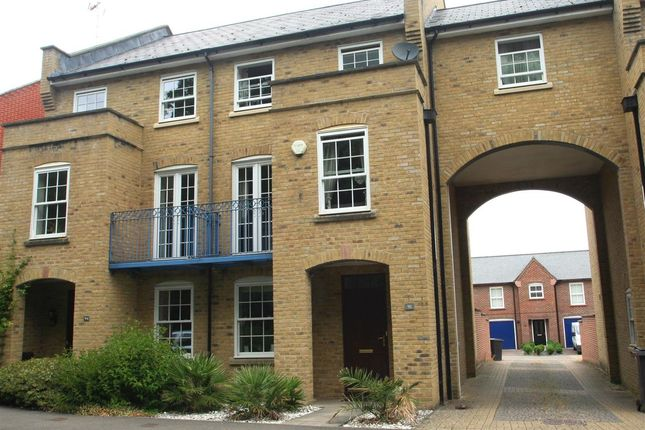 Thumbnail End terrace house for sale in Sherfield Park, Hook, Hampshire