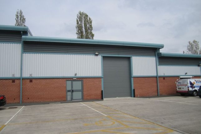 Thumbnail Light industrial to let in Units 1 - 3, Phase 3 Securiparc, Phase 3, Securiparc, Wimsey Way