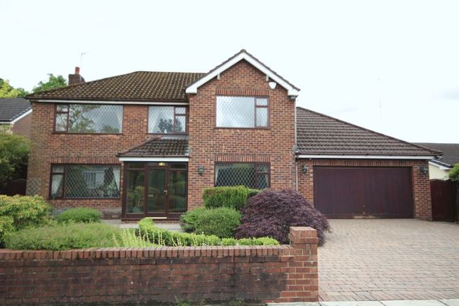 Thumbnail Detached house for sale in Canterbury Close, Bamford, Rochdale