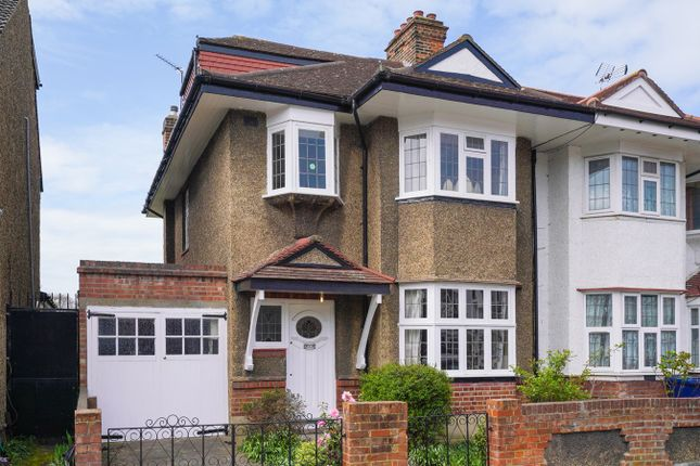 Thumbnail Semi-detached house for sale in Southdown Avenue, Hanwell