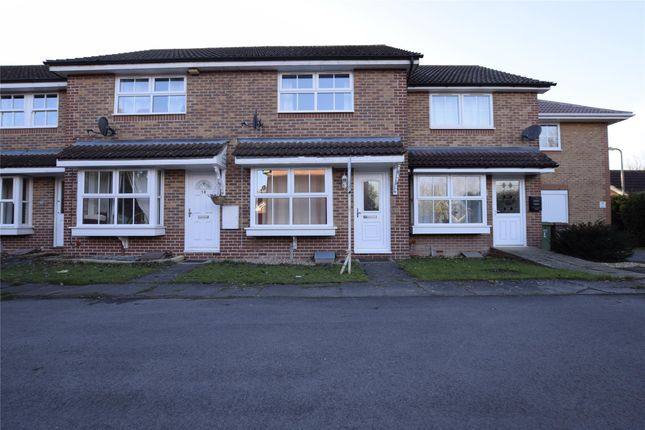 2 bed terraced house to rent in Usk Way, Didcot, Oxfordshire
