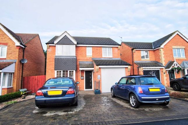 Thumbnail Detached house for sale in Otway Grove, South Shore Estate, Blyth